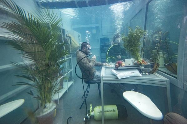 Unterwasserlebensentwurf - Bild 6